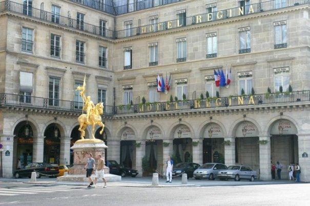Regina в Париже - Идентификация Борна