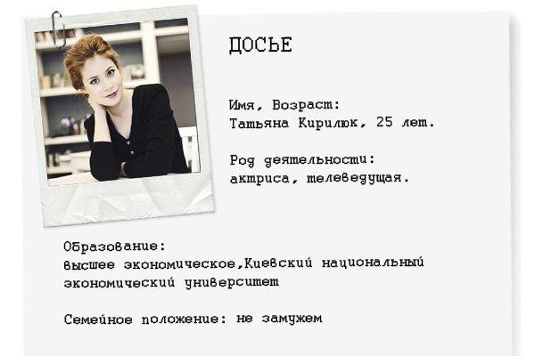 Personal Style: Татьяна Кирилюк