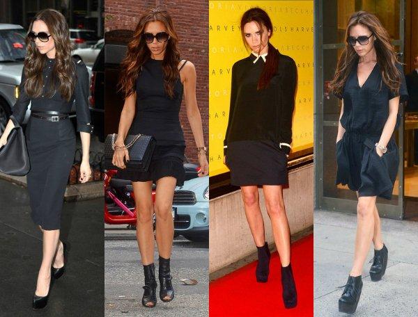 e001e07bafc224 Одеться как... Виктория Бэкхем - четыре главных составляющих стиля ...
