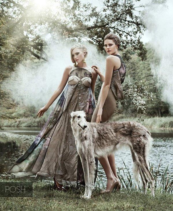 Fashion is my profession: 10 вопросов дизайнерскому дуэту POSH