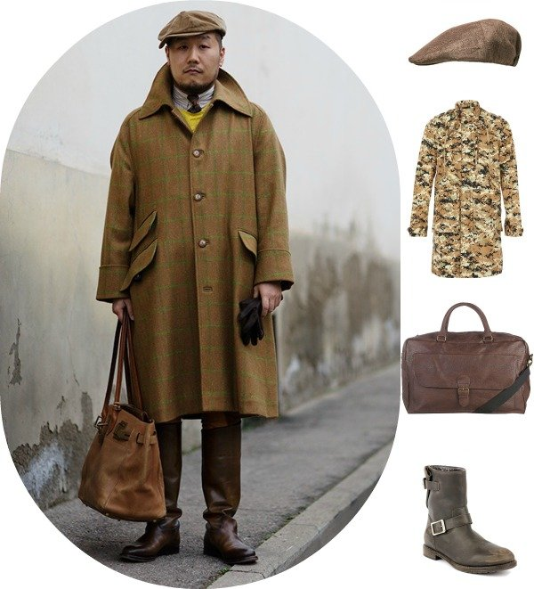 Как это носить: 5 стильных образов со светлым пальто
