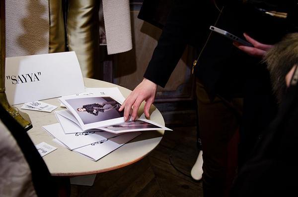 Дизайнер Люба Макаренко(SAYYA) об участии в выставке Art Georgia в Париже