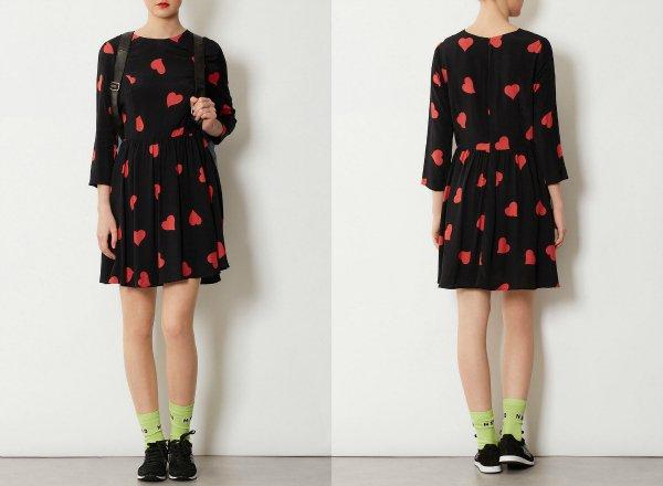 Выбор редакции: 20 красных платьев