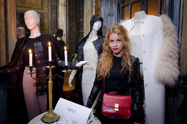 Дизайнер Люба Макаренко об участии в выставке Art Georgia в Париже