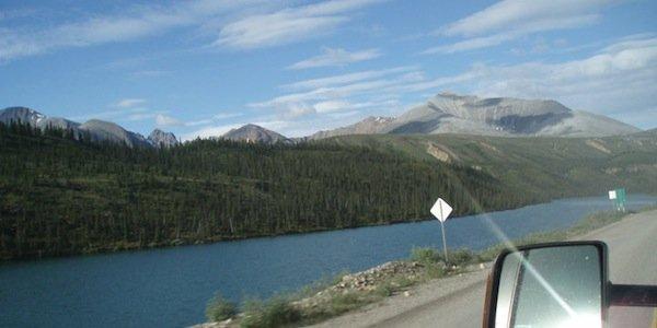 Аляска летом