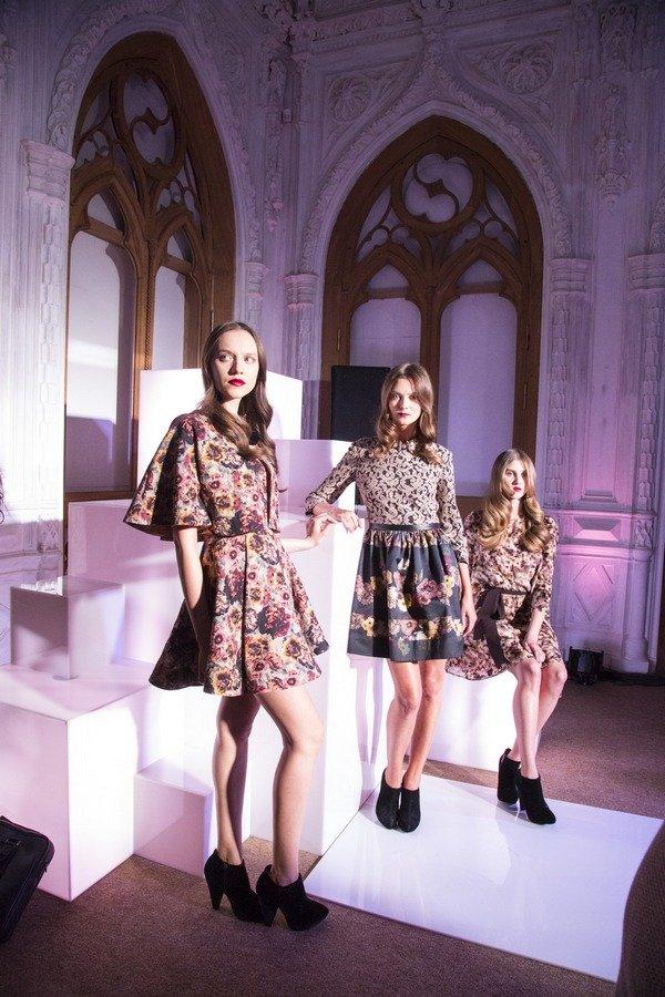 Презентация коллекции LUBLU Kira Plastinina осень-зима 2013-2014 в формате транк-шоу