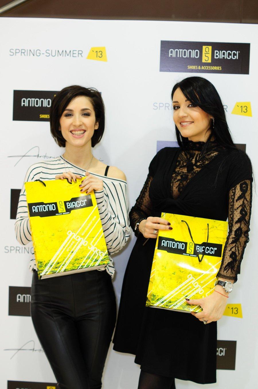 Аня и Алина Завальские (Алиби)
