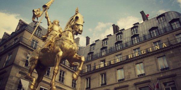 Где гулять во время уикенда в Париже