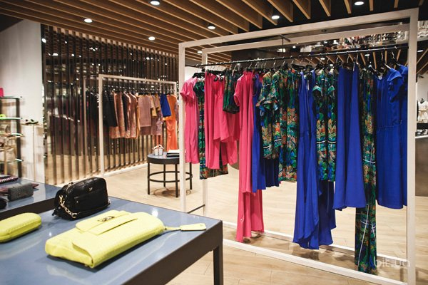 Shopping-точка: обновленный магазин Helen Marlen Mandarin