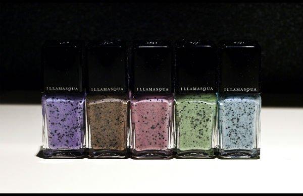 Illamasqua nail polish