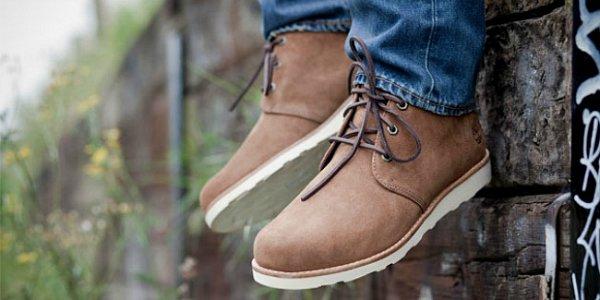 Как правильно носить ботинки чукка и дезерты