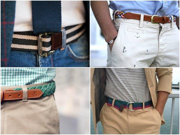 Как правильно выбрать и носить ремень (3)