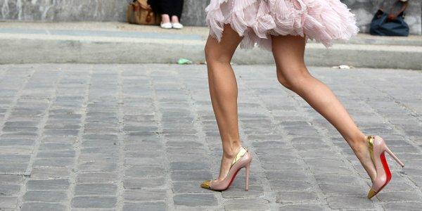 Минимальный набор обуви для женщины