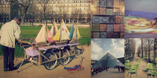 Прогулки по Парижу - от музея Орсей к пассажу с филателистами