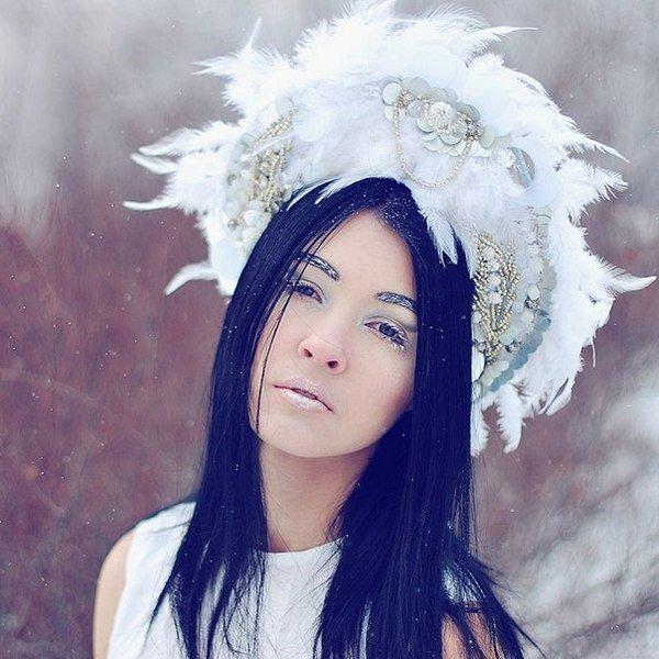 модель Ива Басара
