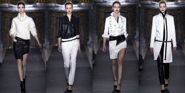 Paris Fashion Week осень-зима 2013-2014