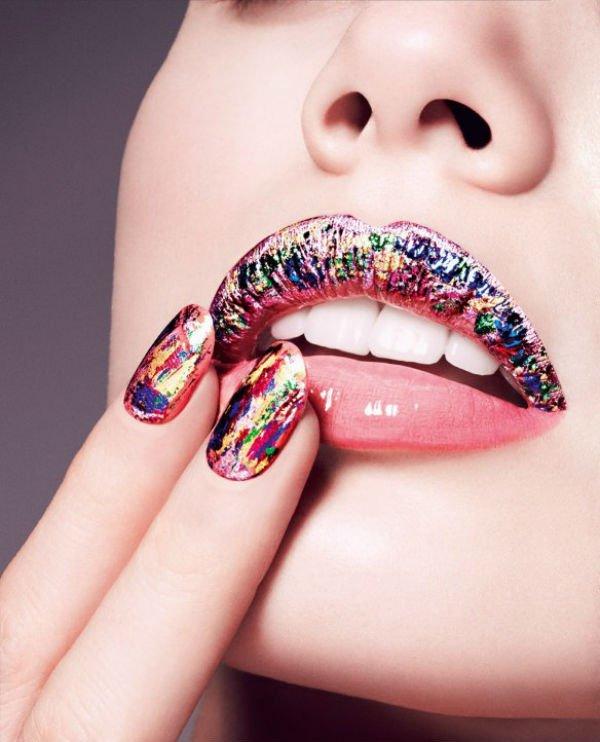 ciate very colourfoil manicure