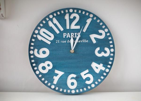 """часы """"Париж"""", 290 грн"""