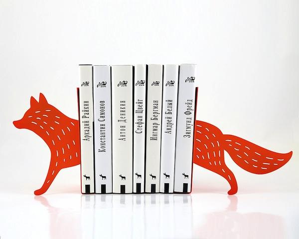 "Упор для книг ""Лиса"", 290 грн"