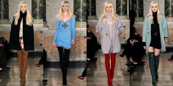 Milan Fashion Week осень-зима 2013—2014