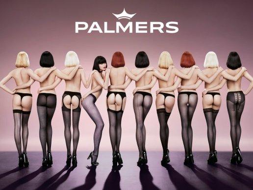 Совершенно логичная реклама белья. Уберите из нее логотип Palmers, и поставьте на его место Apple - и ничего хорошего не произойдет