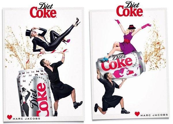 Вопрос газировки: Марк Джейкобс VS Бейонсе или Cola VS Pepsi