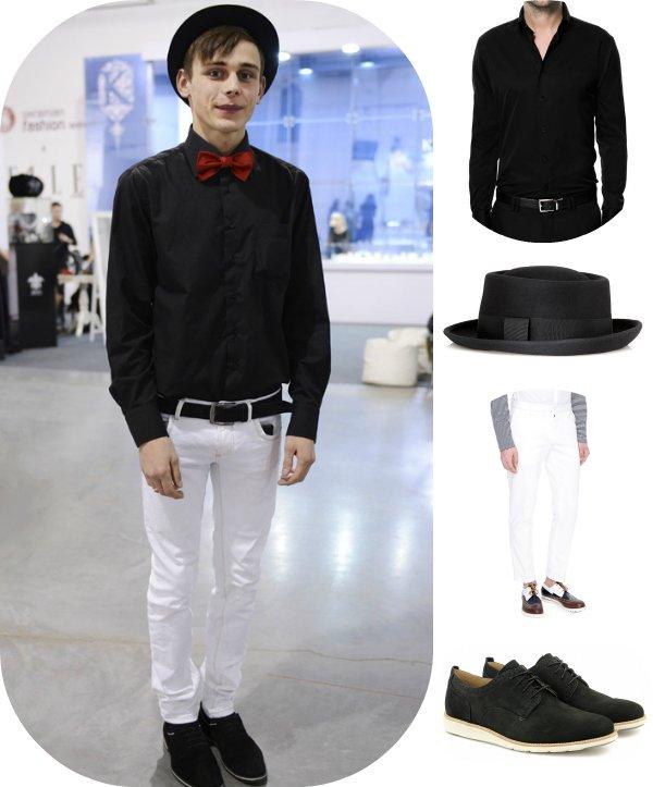 Как это носить: 5 мужских образов с галстуком-бабочкой