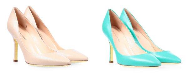 Купить женские бирюзовые туфли в интернет-магазине