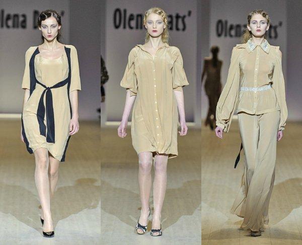 Показ коллекции Olena DATS' осень-зима 2013—2014