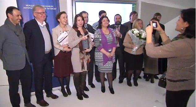 7-UDD - победители Международной интерьерной премии INTERIUM 2013