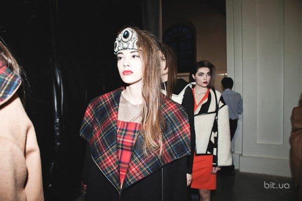 Backstage Anna Bublik осень-зима 2013-2014 (10)