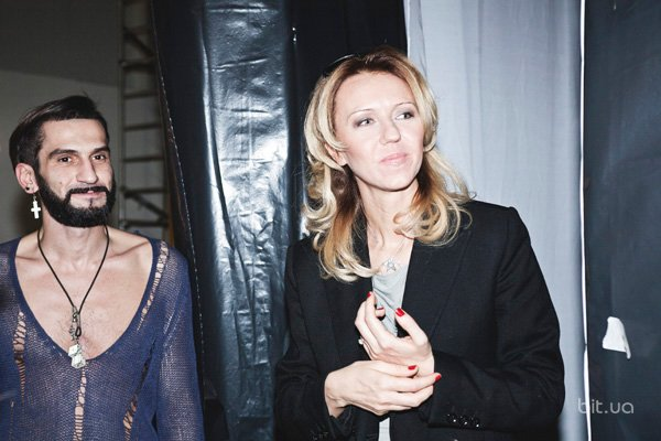 Backstage Anna Bublik осень-зима 2013-2014 (15)