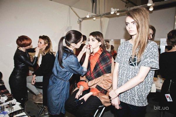 Backstage Anna Bublik осень-зима 2013-2014 (2)