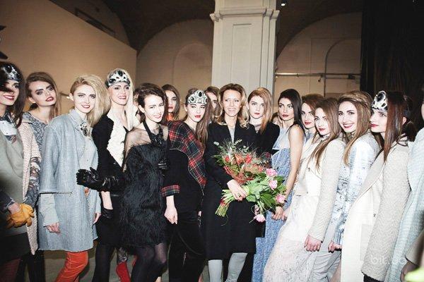 Backstage Anna Bublik осень-зима 2013-2014 (25)