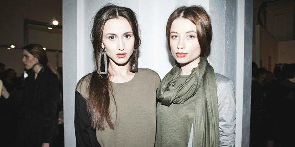Backstage DRESSADDICT by Artem&Victor осень-зима 2013-2014