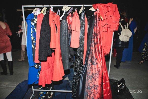 Backstage Elena Burba осень-зима 2013-2014 (16)