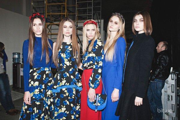 Backstage Elena Burba осень-зима 2013-2014 (18)