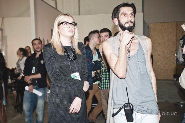 Backstage Elena Burba осень-зима 2013-2014 (22)