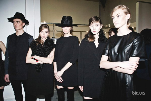 Backstage Ksenia Kireeva осень-зима 2013-2014 (18)