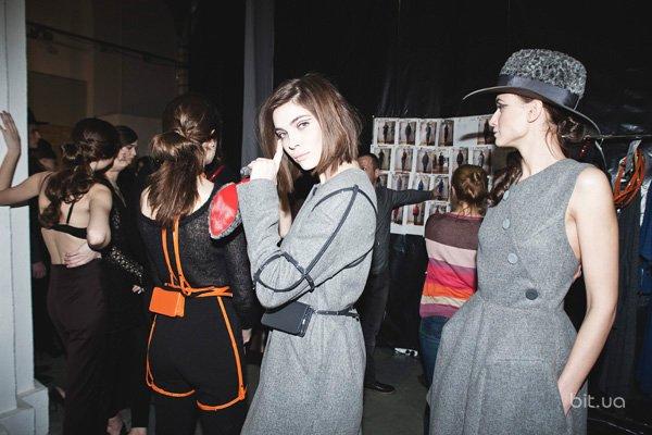 Backstage Ksenia Kireeva осень-зима 2013-2014 (20)