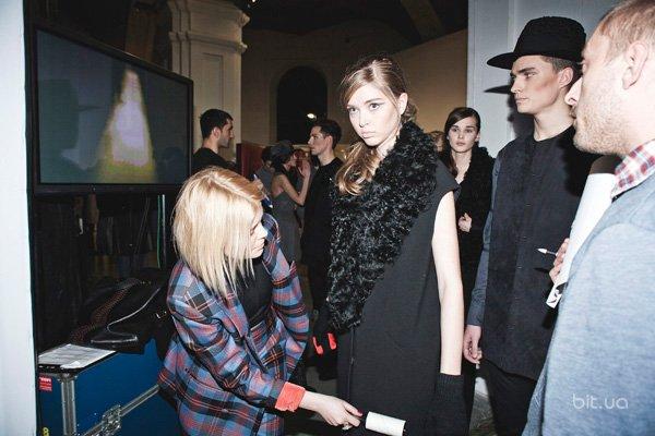 Backstage Ksenia Kireeva осень-зима 2013-2014 (23)
