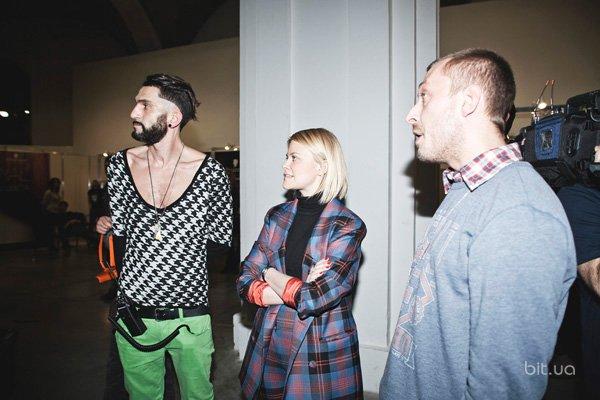 Backstage Ksenia Kireeva осень-зима 2013-2014 (29)