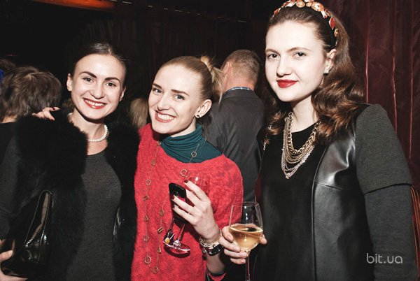 Вечеринка-открытие Ukrainian Fashion Week в Buddha-Bar