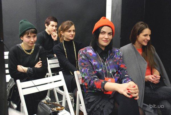 Пресс-день в шоуруме дизайнера аксессуаров PROSKUROVSKAЯ