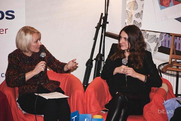 Ольга Белькова и Татьяна Гринёва