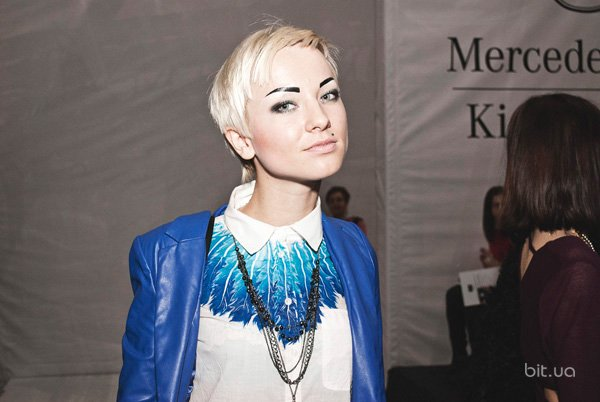 SMercedes-Benz Kiev Fashion Days