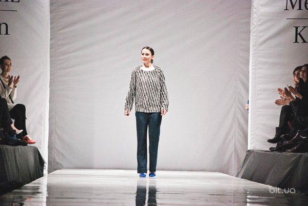 показ коллекции Yasya Minochkina осень-зима 2013