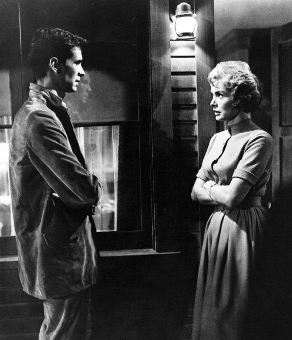 Джанет Ли — Психо (1960)