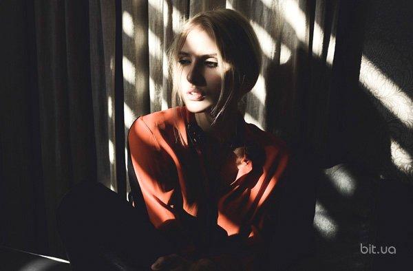 Models off duty - Дарья Царюк