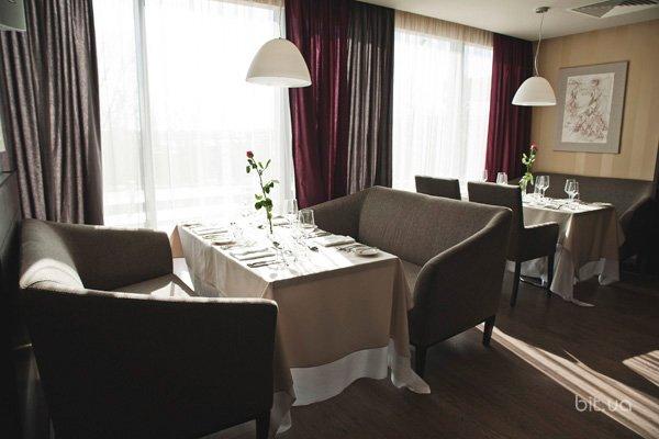 Первое молекулярное меню в городе и новаторская кухня авангард DK restaurant